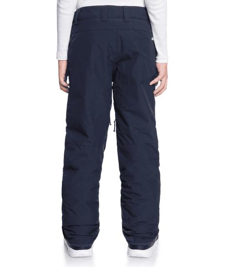 Quiksilver spodnie narciarskie chłopięce Boundry Yth Pt B Snpt Byj0