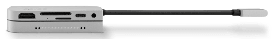 EPICO Type-C hub pad (za Apple iPad Pro) 9915112100030, srebrni