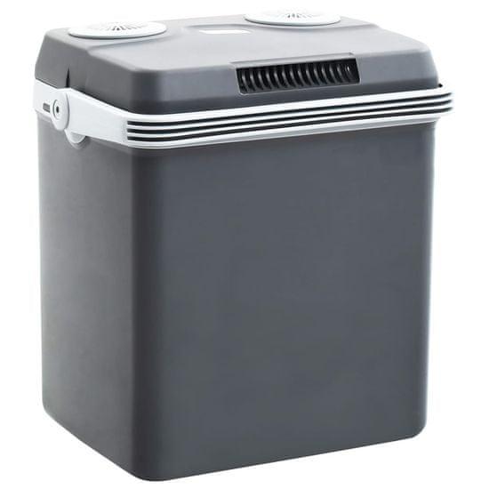 shumee Prenosný termoelektrický chladiaci box 32 l 12 V 230 V A ++