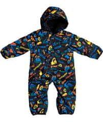 Quiksilver Dziecięcy kombinezon Baby Suit I Snsu Kvj6 3-6 Czarny