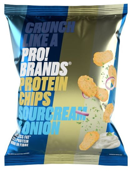 ProBrands ProteinPro Chips 50g