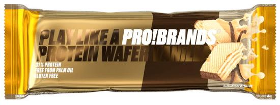ProBrands Protein Wafer 40g