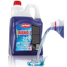 Carlson Zimní směs do ostřikovačů -22°C Nano - v chytrém kanystru 4l