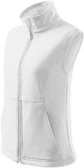 Malfini Bílá dámská softshellová vesta