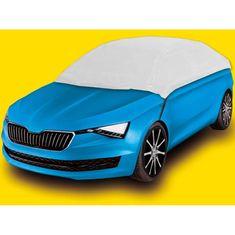 Aroso Autoplachta / plachta na auto / půlgaráž - velikost L 292x147x51cm