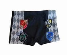 "SETINO Fantovske kopalne hlače ""Harry Potter"" - črna - 128 / 7–8 let"