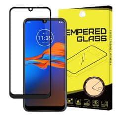 MG Full Glue Super Tough zaščitno steklo za Motorola Moto E6 Plus