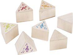 Goki Pamäťová hra zvuky, 12 dielov
