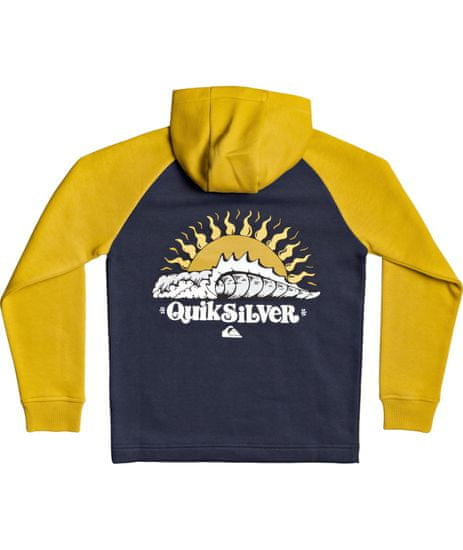 Quiksilver Chlapecká mikina Kool enough hood youth 3 B Otlr Byp0