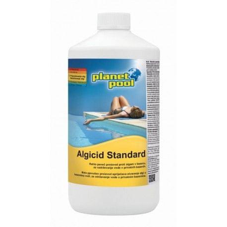 Planet Pool Algicid Standard, lagana pjena, 1 L (604601)