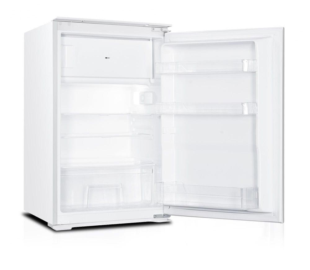 GUZZANTI vestavná lednička GZ 8812
