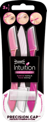 Wilkinson Intuition Perfect Finish zarovnávač obočia 3 kusy