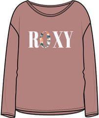 Roxy Dětské triko s dlouhým rukávem The Oneb G Tees Mkm0 XS růžová