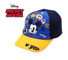 "SETINO Fiú baseball sapka ""Mickey egér"" - sötétkék - 52 cm"