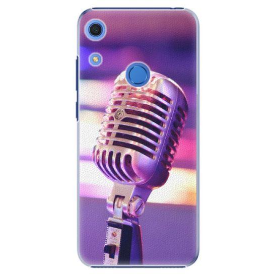 iSaprio Vintage Microphone műanyag tok Huawei Y6s