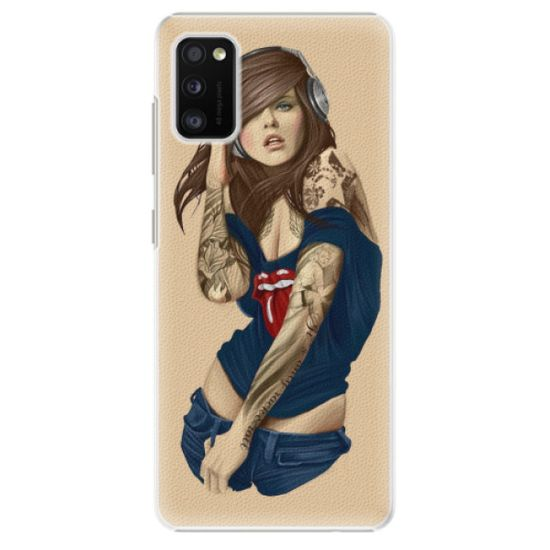 iSaprio Plastikowa obudowa - Girl 03 na Samsung Galaxy A41