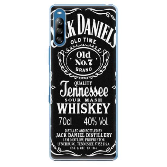 iSaprio Jack Daniels műanyag tok Sony Xperia L4
