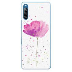iSaprio Plastový kryt - Poppies pro Sony Xperia L4
