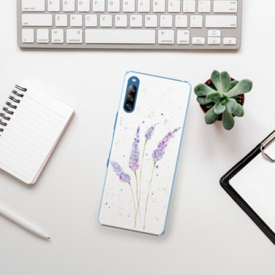 iSaprio Plastový kryt - Lavender pro Sony Xperia L4