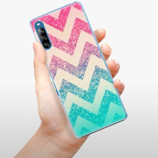 iSaprio Plastový kryt - Zig-Zag pro Sony Xperia L4