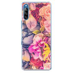 iSaprio Plastový kryt - Beauty Flowers pro Sony Xperia L4