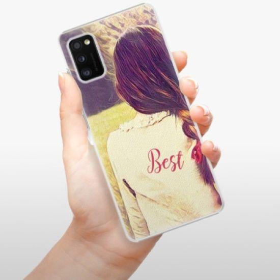 iSaprio Plastikowa obudowa - BF Best na Samsung Galaxy A41