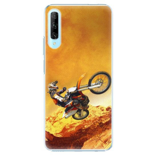iSaprio Motocross műanyag tok Huawei P Smart Pro