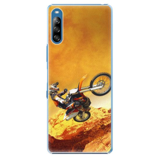 iSaprio Plastový kryt - Motocross pro Sony Xperia L4