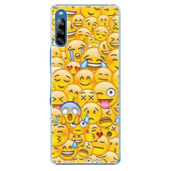 iSaprio Plastový kryt - Emoji pro Sony Xperia L4
