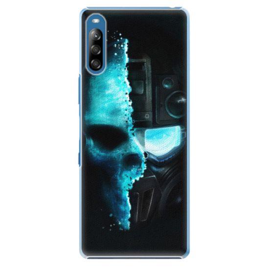 iSaprio Plastový kryt - Roboskull pro Sony Xperia L4
