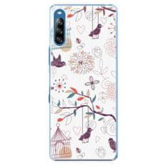 iSaprio Plastový kryt - Birds pro Sony Xperia L4