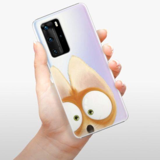 iSaprio Fox 02 műanyag tok Huawei P40 Pro