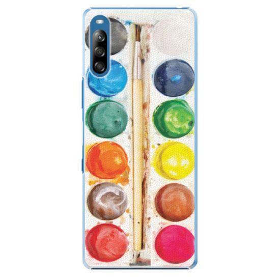 iSaprio Plastový kryt - Watercolors pro Sony Xperia L4
