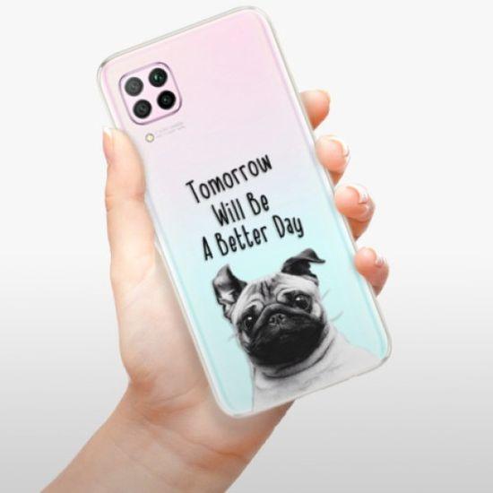 iSaprio Silikonowe etui - Better Day 01 na Huawei P40 Lite