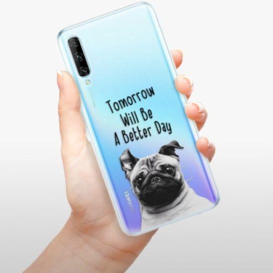 iSaprio Silikonowe etui - Better Day 01 na Huawei P Smart Pro