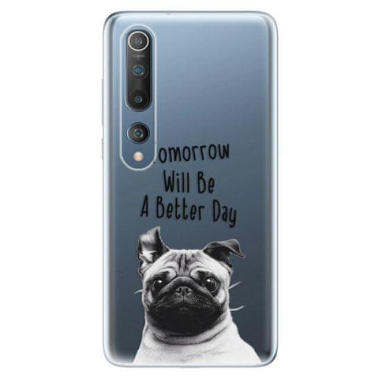 iSaprio Silikonowe etui - Better Day 01 na Xiaomi Mi 10 / Mi 10 Pro