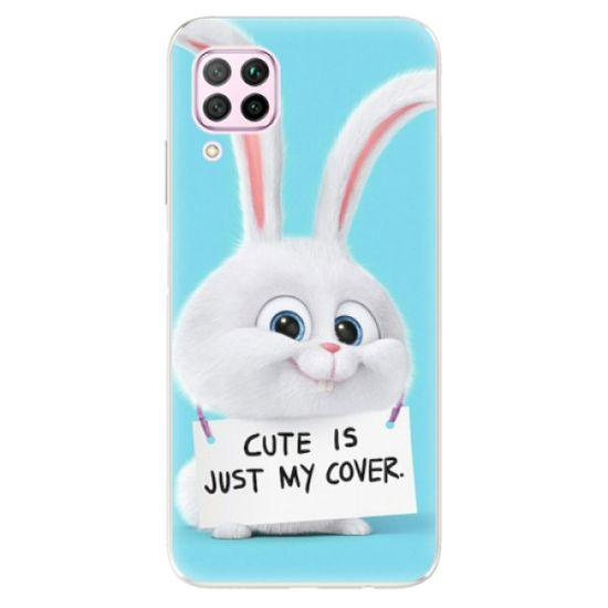 iSaprio Silikonowe etui - My Cover na Huawei P40 Lite