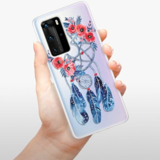 iSaprio Silikonowe etui - Dreamcatcher 02 na Huawei P40 Pro