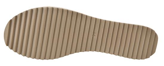Damskie skórzane sandały 54083/MC-6 Ondas Marron / Sport Roble Mc Beig