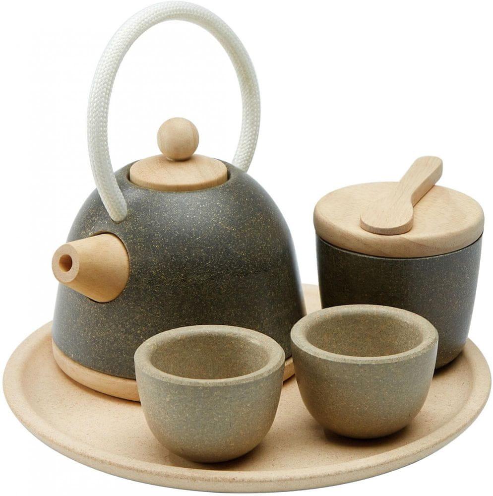 Plan Toys Orientální čajový set