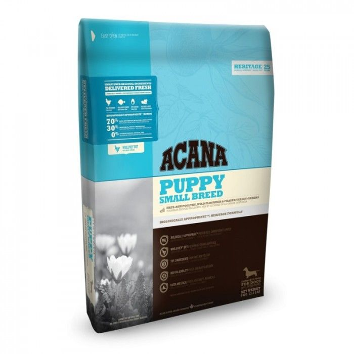 Acana HERITAGE Class. Puppy Small Breed 2 kg