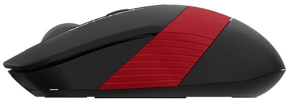 A4Tech FG10 FStyler, červená (FG10 Red)