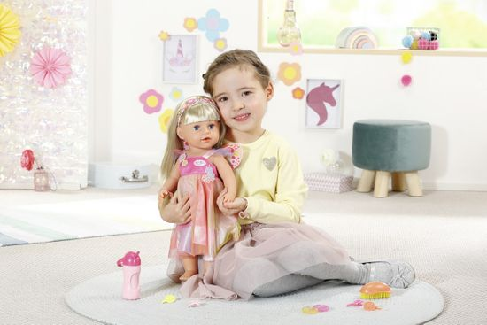 "BABY born starsza siostra Soft Touch ""Unicorn sister"", 43 cm"