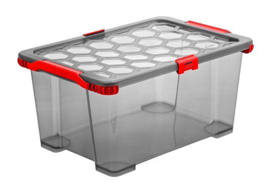 Rotho škatla za shranjevanje EVO TOTAL, 44 l