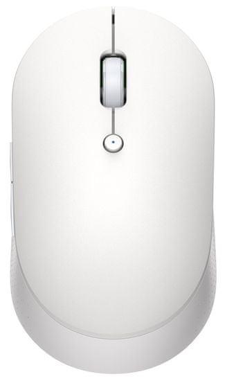 Xiaomi mysz Mi Dual Mode Silent Edition, biały