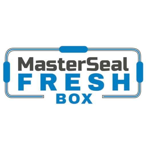 TEFAL MASTER SEAL FRESH XL 1,1 l, 2,6 l N1011610 köralakú doboz készlet