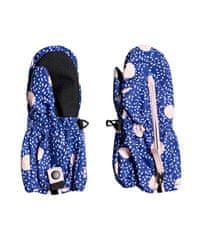 ROXY Detské zimné rukavice Snow S Up Mitt K Mttn Prr4 M modrá