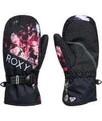 Roxy Dětské zimní rukavice Jetty G Mitt G Mttn Kvj6 S černá