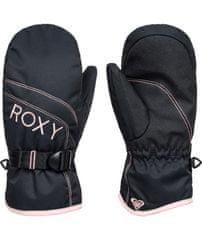ROXY Detské zimné rukavice Jetty G So Mit G Mttn Kvj0 L sivá