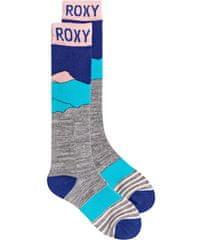 Roxy Dětské ponožky Frosty Girl Soc G Sock Sjeh S/M šedá